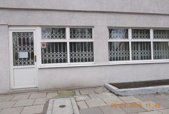 Lokal użytkowy ul.Piotrkowska 235/241, Pu 13 pow. 40,10 m2