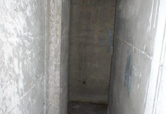 PU 6 – POMIESZCZENIE GOSP. piwnica – 2,3 m2 – ul.Piotrkowska 183/187